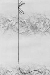 Fangedfem string and paper by PrintsForLit