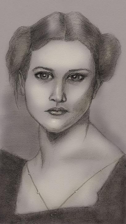 Elizabeth by WoodrowWoodThough