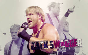 Jack Swagger Wallpaper 2013 by TattyDesigns