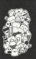 Doodle #3 by SenpieWasTaken
