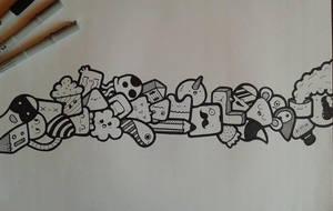 Doodle #10 by SenpieWasTaken