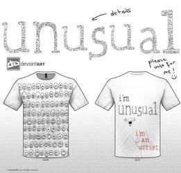 UNUSUAL by misiaclive