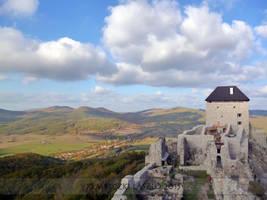 Regec Castle by rembo78