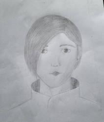 Portrait by shyrox7