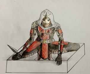 Assassins Creed: Ezio Auditore by shyrox7