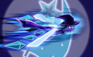 The Great Trixie's Magic of Flight by Spyro0w0