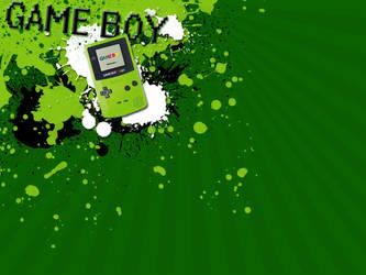Game boy by samskoolerthanu