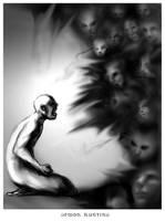 Demon Hunting by Telchine
