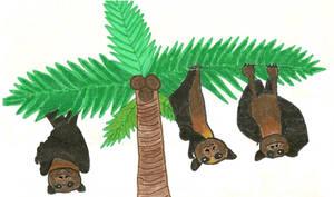 Batty Mango Seed 2 by Aemiis-Zoo
