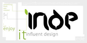inde - influent design by inde-blokcrew