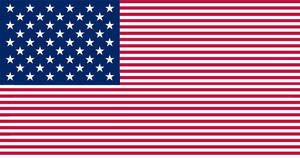 50 Stars And 50 Stripes by 00Snake