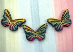 Butterfly buttons by Ideas-in-the-sky