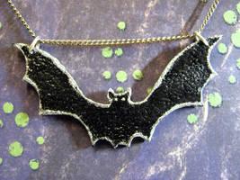 Edward the Batty Bat by Ideas-in-the-sky