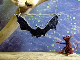 Edward the Batty Bat 3 by Ideas-in-the-sky