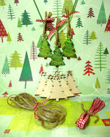 Christmas Tree Kit 2 by Ideas-in-the-sky