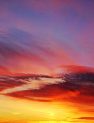 .: Rainbow Sky :. by VictorianPrincess