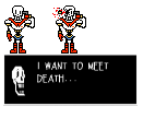 I Want To Meet Death by Endoskeleton64