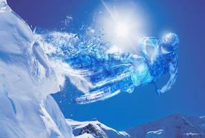 Ghost Rider. Ice Age by Kajenna