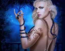 Snake 2013 by Kajenna