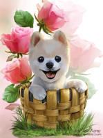 Puppy by Kajenna