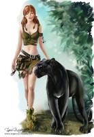 Hunter by Kajenna