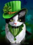 St Patrick's Day by Kajenna