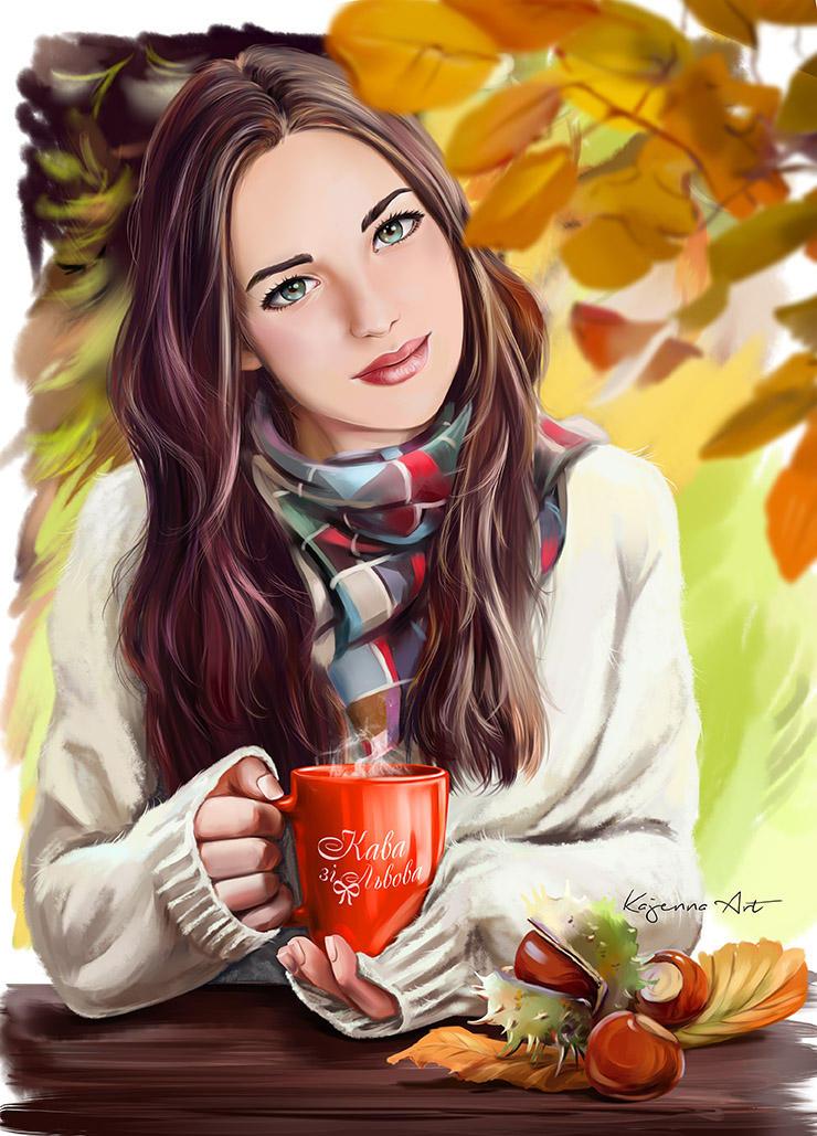Autumn by Kajenna