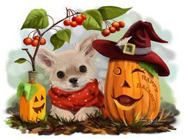 Halloween by Kajenna