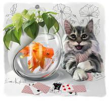 Poker by Kajenna