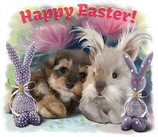 Easter by Kajenna
