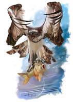 The  angler by Kajenna