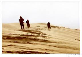 sand storm by peitxon