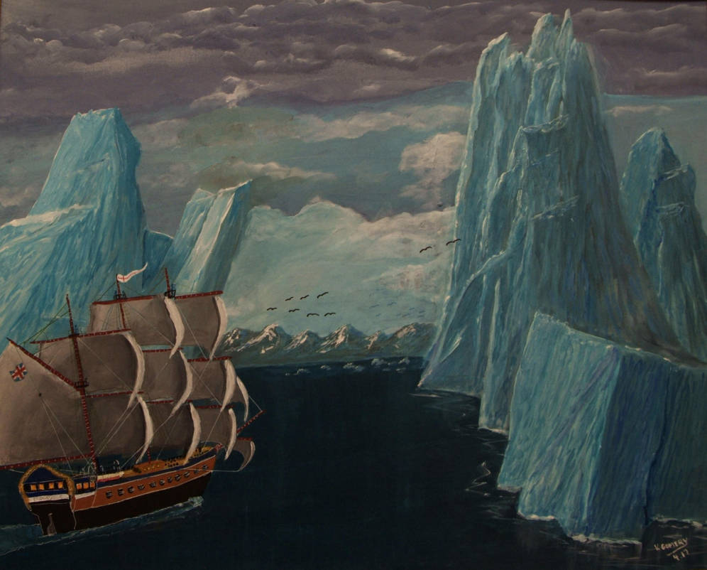 Exploring the Arctic 2 by vic-gomery