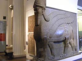 Assyrian God 2 by Eitansun
