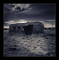 Bombay Beach 03 by perry