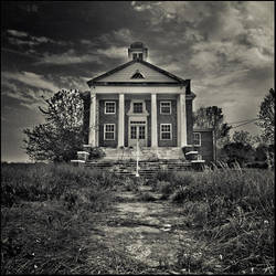 Abandoned Church 01 by perry