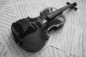 The Violin by SmellsLikeDookie