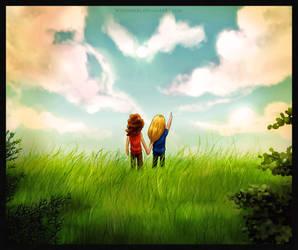 If My Memories Were To Turn Dark by WindSwirl