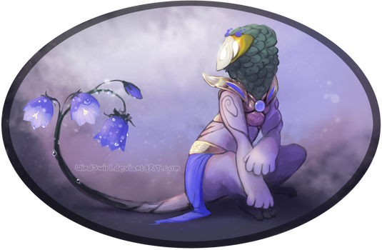 Floral Flister: Fairy's Thimble [Closed] by WindSwirl