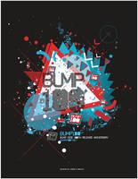 Bump100th Anniversary Poster by dojolabs