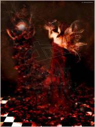 DAU: Summoning The Dark Source by dark-artists-united