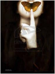 DAU: My Butterfly Shyness by dark-artists-united