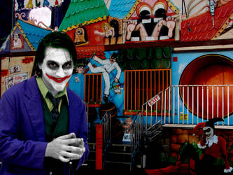 Welcome to Our Funhouse by SumPerson