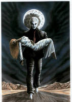 The Crow: Wings of Vengence by Bracey100