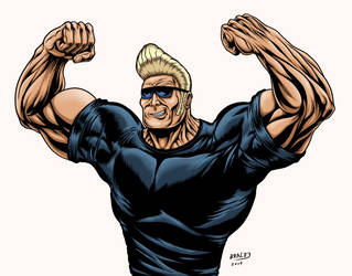 Johnny Bravo by Bracey100