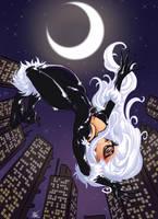 Black Cat +com+ by Flfleur