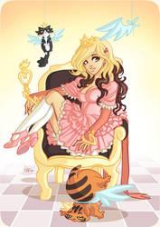 princess coco by Flfleur