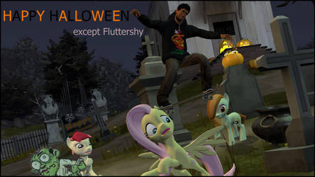 Gmod:Good o'l Halloween fun by Minimole