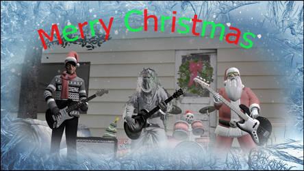 Gmod: Christmas time by Minimole