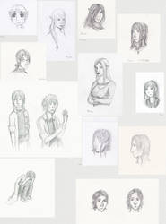 New Story Sketchdump (2) by Ka-Thea